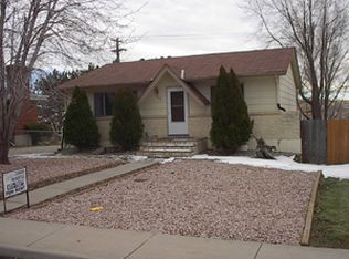 475 Loomis Ave, Colorado Springs, CO 80906