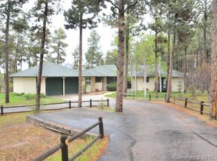 330 Jack Boot Rd , Monument CO