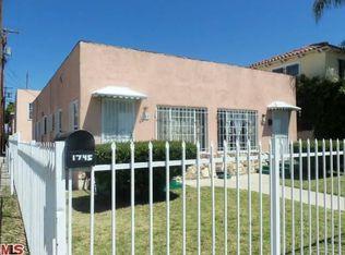 1745 W Gage Ave , Los Angeles CA