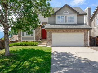 9391 Princeton Ln , Highlands Ranch CO