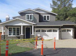 789 Hillcrest Dr, Redwood City, CA 94062