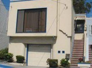 135 Chester Ave , San Francisco CA
