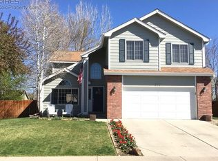 830 Marble Dr , Fort Collins CO