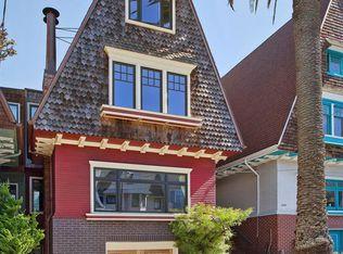 1024 Shrader St , San Francisco CA
