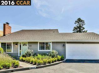 5445 Agostino Ct , Concord CA