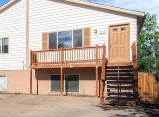 4812 Benton St , Denver CO
