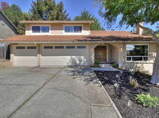 1291 Crestview Dr , San Carlos CA
