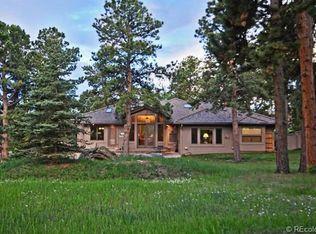 1429 Pine View Pl , Golden CO