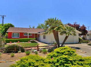 998 Leighton Way , Sunnyvale CA
