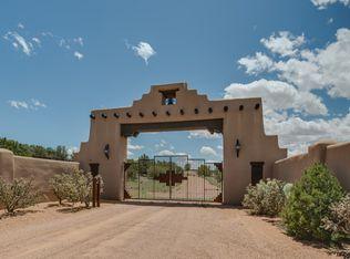 12 Avenida De Rey, Santa Fe, NM 87506