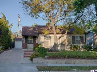 3608 Sierra Vista Ave , Glendale CA