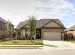 4621 Chestnut Meadows Bnd , Georgetown TX