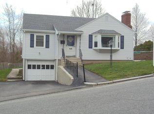 35 Forsberg St , Worcester MA