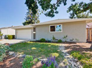 1275 Heatherstone Way , Sunnyvale CA