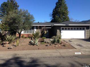 255 Mockingbird Cir , Santa Rosa CA
