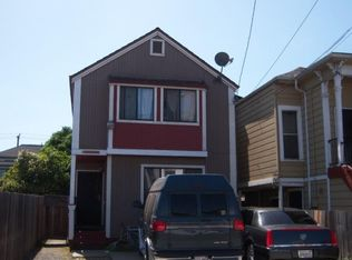 864 McElroy St , Oakland CA