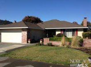 229 Belhaven Cir , Santa Rosa CA