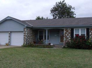 2329 NW 50th St , Oklahoma City OK
