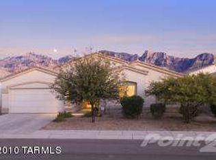 399 W Klinger Canyon Dr , Oro Valley AZ