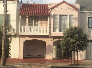 4424 Balboa St , San Francisco CA