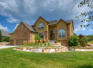 12585 Woodruff Dr , Colorado Springs CO