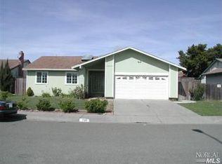 249 Evelyn Cir , Vallejo CA
