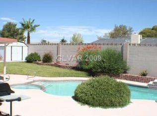 5982 Sunkiss Dr , Las Vegas NV