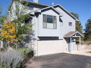 2117 Valley View Dr , Woodland Park CO