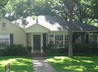 834 Elmwood Dr , Abilene TX