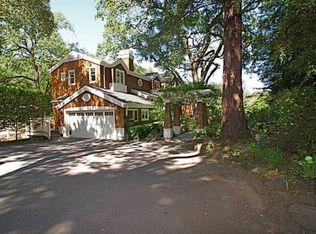 414 Woodland Rd , Kentfield CA