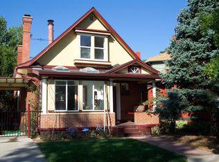 1379 S Lincoln St , Denver CO