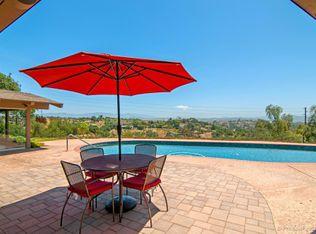 3978 Ladera Vista Rd , Fallbrook CA