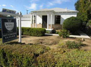 8449 Corbin Ave , Canoga Park CA