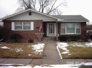 711 Willow Dr , Chicago Heights IL