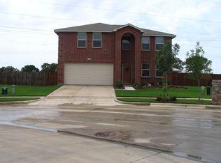 6329 Thoroughbred Trl , Denton TX