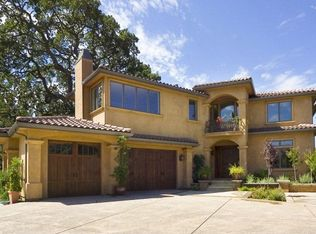 100 Black Oak Knls , Walnut Creek CA