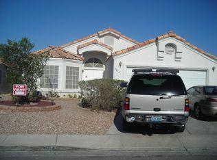 3614 Glacier Grove Dr , North Las Vegas NV