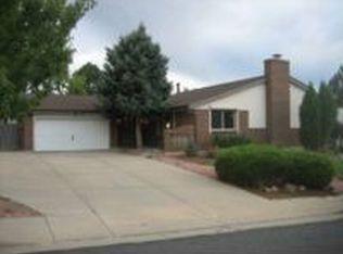 8206 E Girard Ave , Denver CO