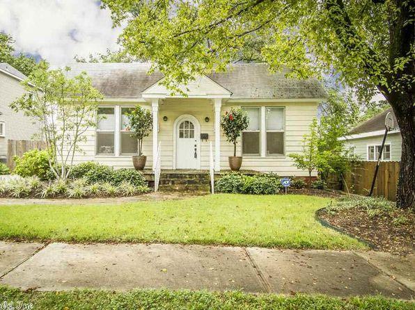 Little Rock Homes For Sale Hillcrest