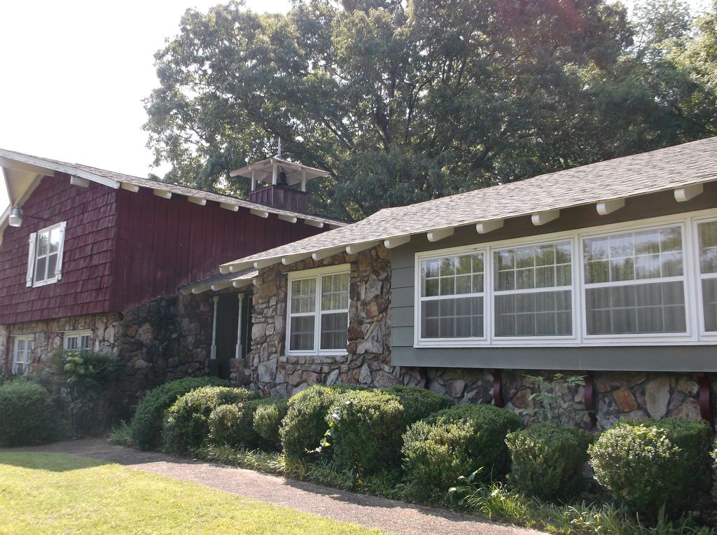 Mid Century Traditional Storybook Ranch Style Rambler Home
