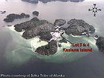 Kasiana Island, Sitka, AK