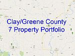 7 Rental Homes In Greene/clay Counti, Bloomfield, IN