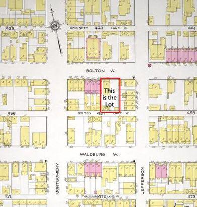 309 W Bolton St, Savannah, GA 31401