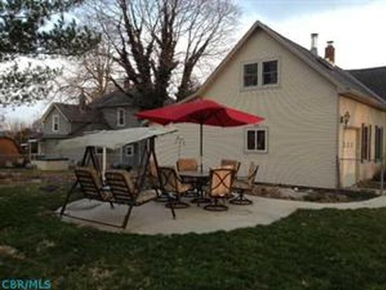 126 W North St, Ostrander, OH 43061