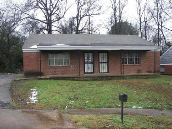 1323 Halcomb Ln, Memphis, TN 38127