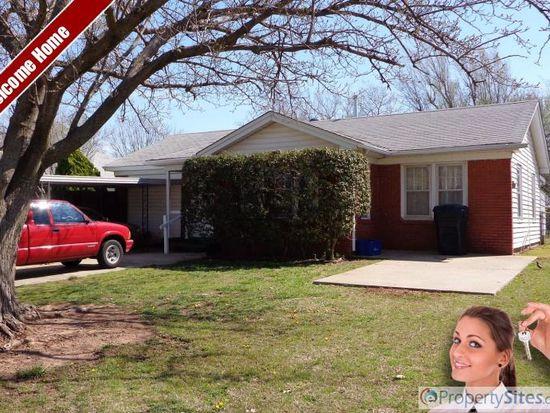 5400 S Agnew Ave, Oklahoma City, OK 73119