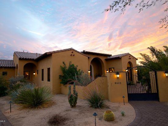 8623 E Los Gatos Dr, Scottsdale, AZ 85255
