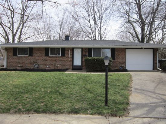 6107 Monarch Cir, Indianapolis, IN 46224