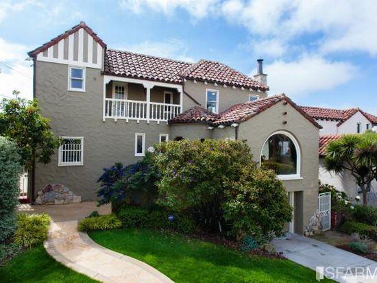 1245 Monterey Blvd, San Francisco, CA 94127