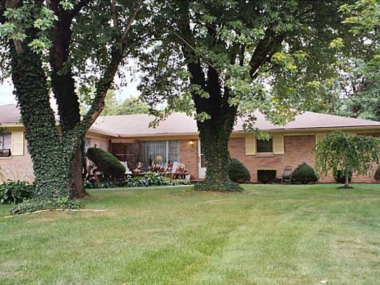 7201 N Parker Ave, Indianapolis, IN 46240